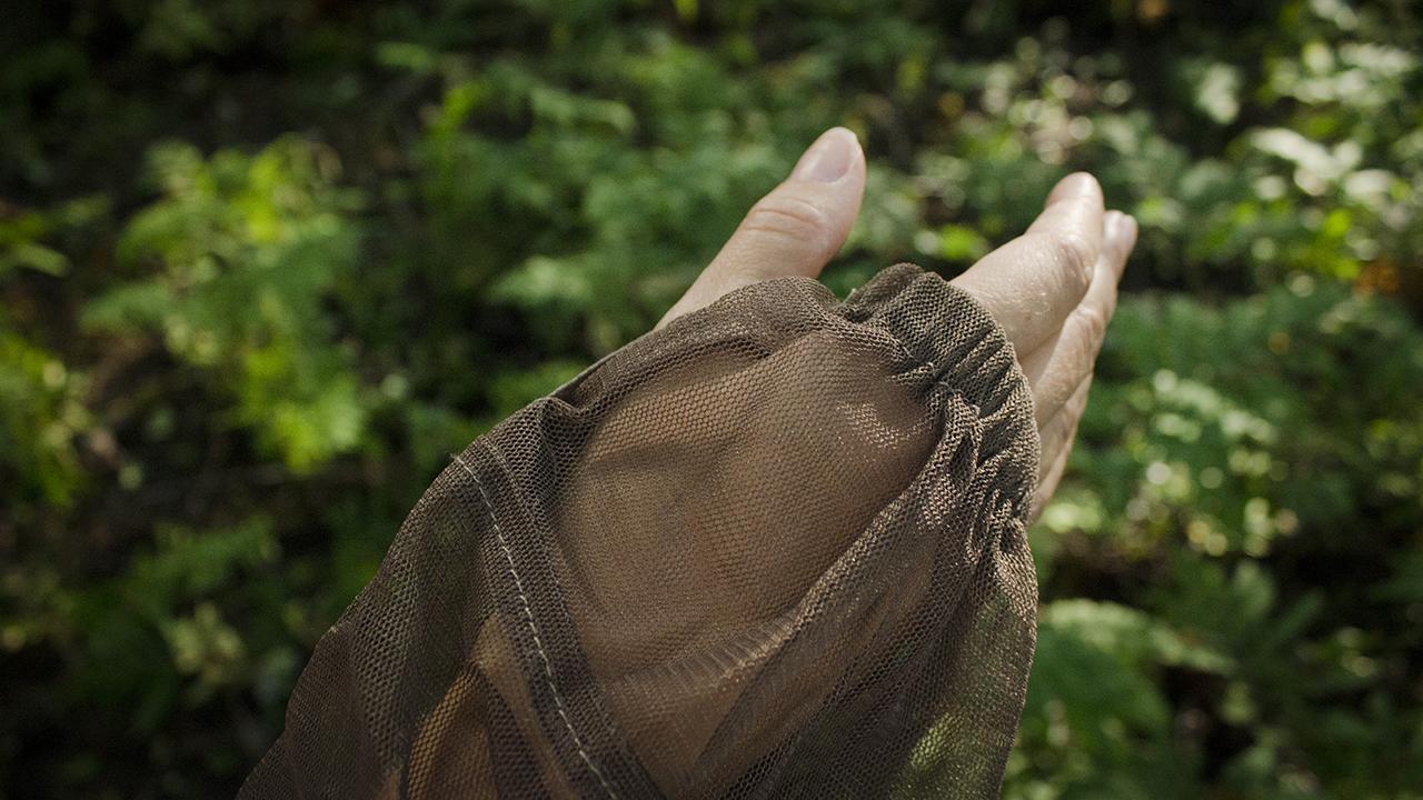 Veste Moustiquaire (Protections mains1)