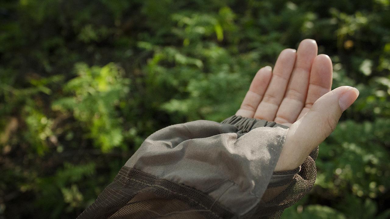 Veste Moustiquaire (Protections mains2)