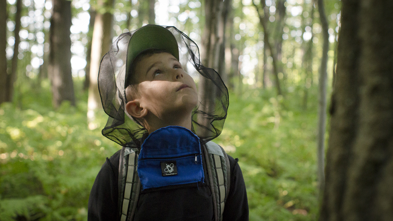 The Head Net Pocket for Child 2